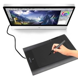 graphic tablets without screen